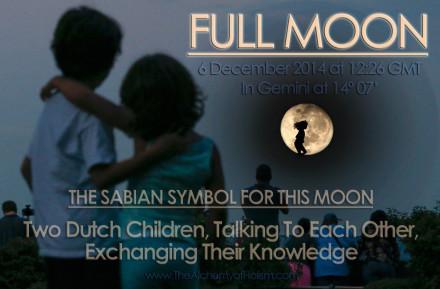 Full Moon on 6 December