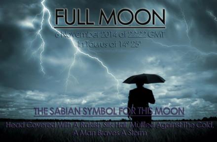 Full Moon on 6 November
