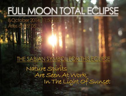 Full Moon on 8 October