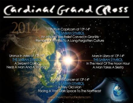 Cardinal Grand Cross, April 2014