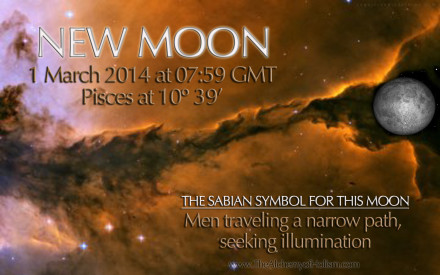 Our February 2014 New Moon